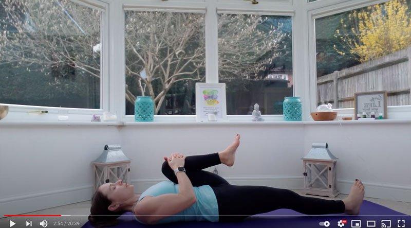 Healing light meditation - Angel Yoga Surrey